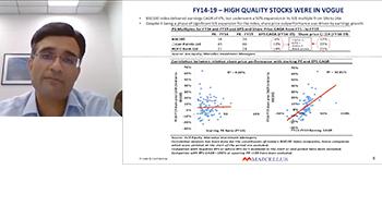 Our view on valuations of portfolio stocks | Rakshit Ranjan | Marcellus | PMS